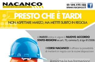 Nacanco - Newsletter